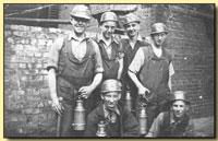 Kemberton Colliery Maintenance Team 1936