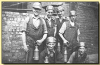 Kemberton Maintenance Team 1936