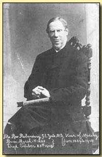 Reverend Yate