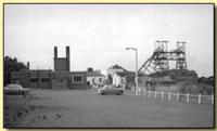 Kemberton Colliery pithead