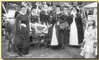 Madeley Carnival 1917
