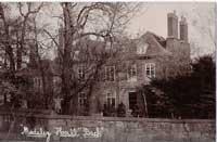 Madeley Hall