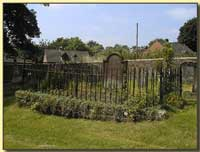 Grave of the Nine Men of Madeley