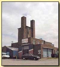 Halesfield pithead (former)