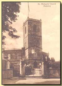 St Michael's in the 30s