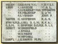 War Memorial 7