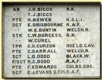 War Memorial 9